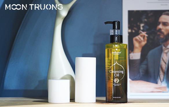 review-tay-trang-sakura-cleansing-oil-botanical-origin