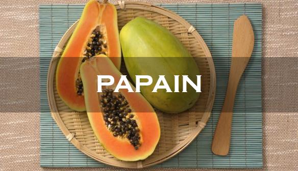 ứng dụng papain trong mỹ phẩm