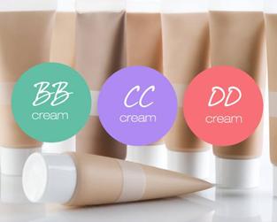 Chọn BB Cream, CC Cream hay là DD Cream?