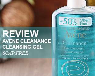 Review sữa rửa mặt Cleanance Gel Soapless Cleanser