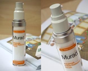 Review serum giảm nám Murad Advanced Active Radiance Serum