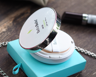 Review kem trang điểm Bella Belle DD Air Cushion