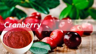 Công dụng của Cranberry trong dưỡng da