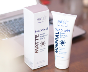 Review kem chống nắng Obagi Mineral Sun Shield