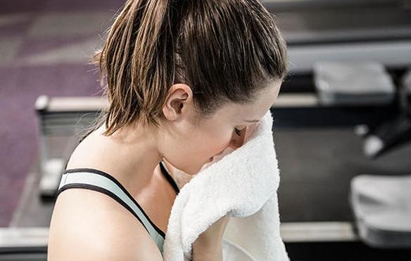 3 bước giúp chăm sóc da sau tập luyện hiệu quả