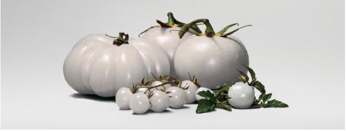 Bạn biết gì về cà chua trắng và bí ẩn làm trắng da từ bên trong?