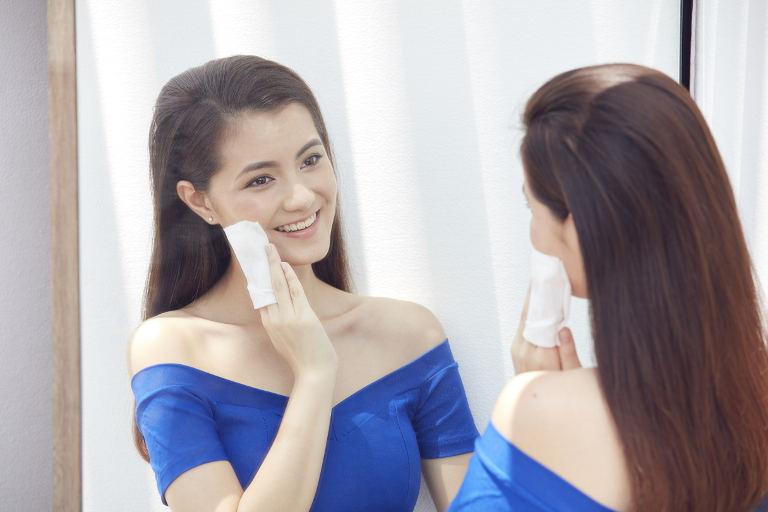 Những lỗi nhỏ thường gặp khi sử dụng khăn ướt cho da