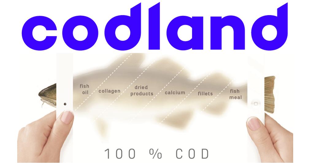 Collagen chiết xuất từ cá tuyết - dưỡng chất vô giá từ đại dương