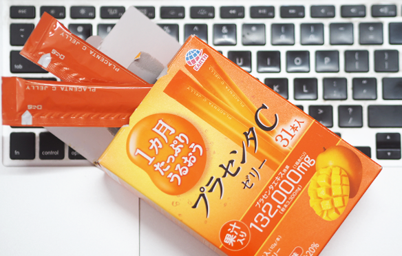 Review thạch Collagen Otsuka Collagen C Jelly