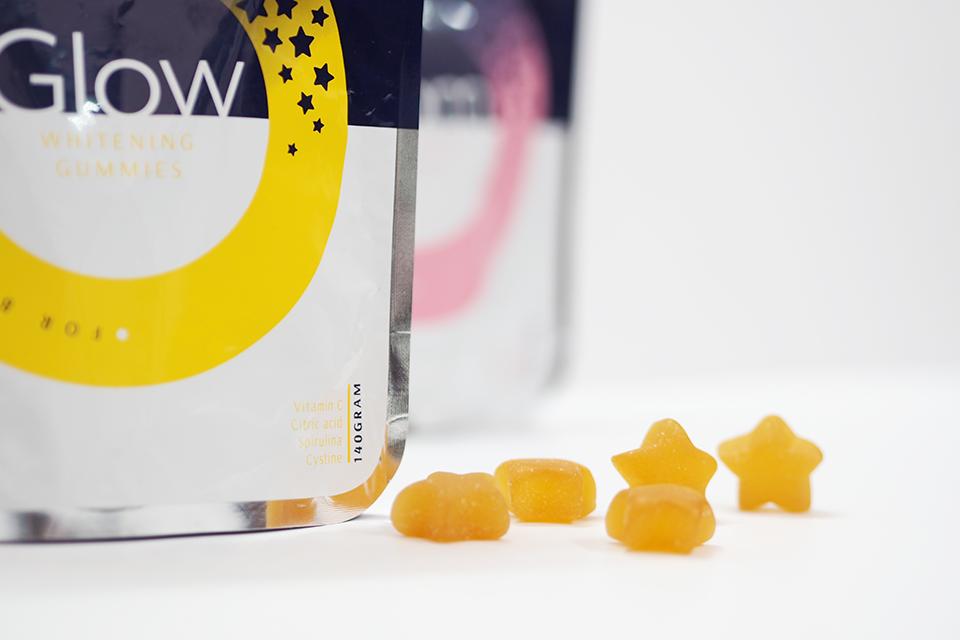 Review Sakura Glow Whitening Gummies